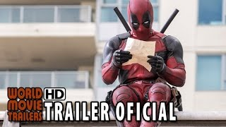 DEADPOOL Trailer Oficial Legendado (2016) - Ryan Reynolds HD