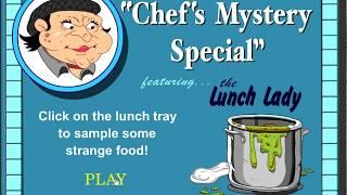 Nickelodeon Clickamajigs - Chef's Mystery Special (2001 Flash Simulator)