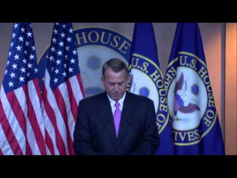 "Boehner on Obamacare: ""Is This a Joke?"""