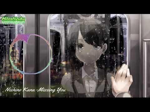 Nightcore - Missing You 【Kana Nishino】Lyric → Viora Melody & Seon찬열