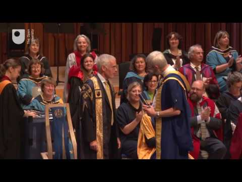 London degree ceremony, Friday 16 September 2016 PM