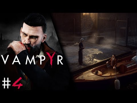 Vampyr - Episode #4 - William Bishop