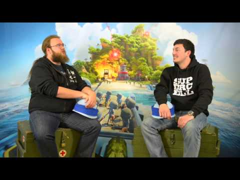 Now With Task Forces! Boom Beach Developer Interview!