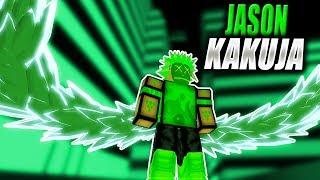 Best New Kagune? | Jason Kakuja Ro-Ghoul in Roblox | iBeMaine