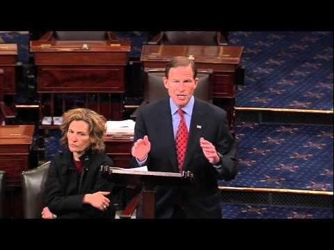 Senator Blumenthal Objects to Lee