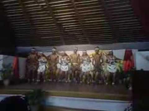 Amerindian Life is not easy - Katiwau Sandcreek Culture Group