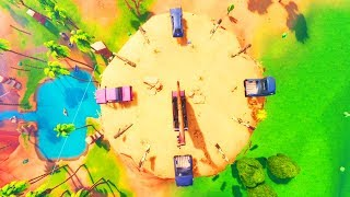 IT'S COUNTING DOWN!! *NEW* SECRET Fortnite CLOCK! (SEASON 7 STORYLINE SECRETS)