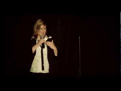 Comedian Kellyn Coetzee