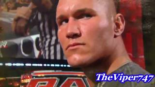 Repeat youtube video WWE Randy Orton Theme Song With Titantron 2010 HD