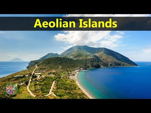 Best Tourist Attractions Places To Travel In Italy | Aeolian Islands Destination Spot