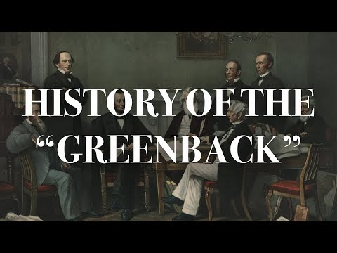 History of the Greenback