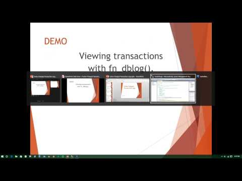 2015 08 27 12 03 Turbo Charged Transaction Logs