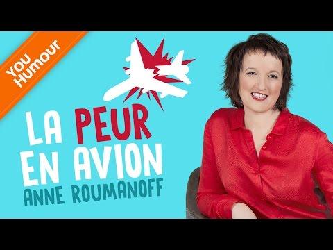 Anne ROUMANOFF, La peur en avion
