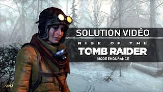 Rise of the Tomb Raider - Gameplay - Mode Endurance