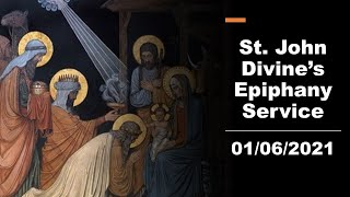 St. John Divine Live Stream for Epiphany at 10 AM