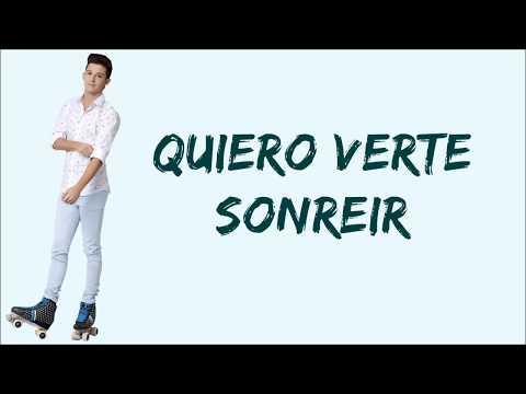 Elenco de Soy Luna - Quiero Verte Sonreir (Letra/Lyrics) - Soy Luna 3