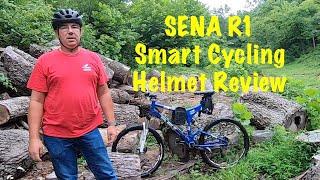 SENA R1 Smart Cycling Helmet Review with SENA PRISM Bicycle