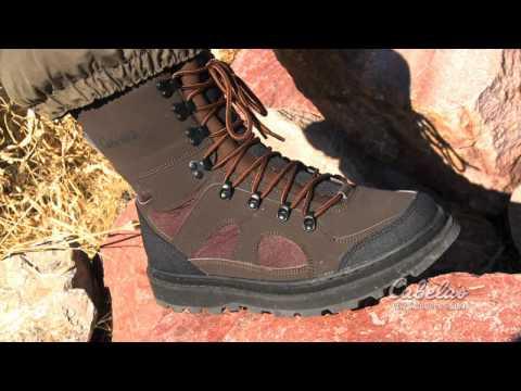 Cabela's Tundra™ Hip Boots - YouTube