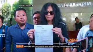Video Jhon Paul Ivan Lapor ke Bareskrim Terkait Lagu 2019 Ganti Presiden download MP3, 3GP, MP4, WEBM, AVI, FLV Juli 2018