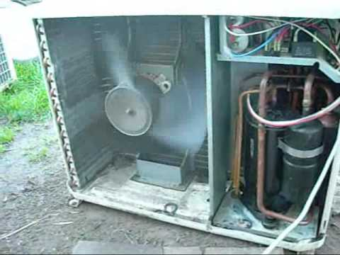 Fujitsu aot30 ambl split ac cleaning pt2 doovi for Fujitsu mini split fan motor replacement