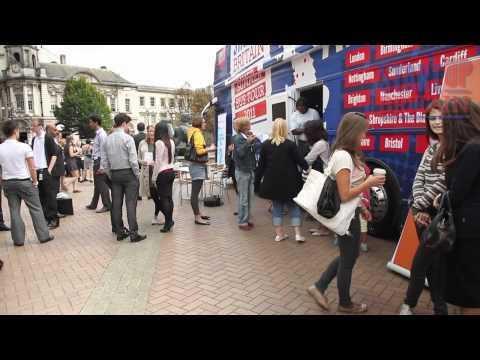 StartUp Britain Bus Tour - Wolverhampton Promo