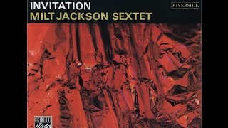 Milt Jackson Sextet - The Sealer