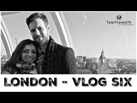 London   Stonehenge, Bath, & the London Eye   Final Vlog