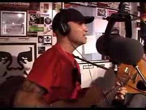 gary jules sings after the gold rush on fm 949 san diego