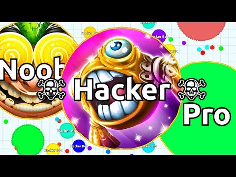 NOOB vs PRO vs HACKER in Agar.io: Thank you all for your support  🔔 (TURN ON POST NOTIFICATIONS) 🔔  Arcade Army ( Stream Channel ) - https://goo.gl/Bgnq3r  ӃȏŁίɃřί 🐤🐣🐥🐦🐧  ✔ Music:  LFZ - Popsicle [NCS Release] - https://www.youtube.com/watch?v=K8DUjObr_tU Benny Hill Theme Remix (Construct Productions) - https://www.youtube.com/watch?v=dRTZ2JNN5uk The Ninja Troll (theme song) ft. KYR SP33DY - https://www.youtube.com/watch?v=A648Tn0pvSk Kevin MacLeod - Sneaky Snitch - https://www.youtube.com/watch?v=-SjOkb3kVgI  Track: John Kenza, Cody Sorenson & DuGong - Seven Seas [Ninety9Lives Release] Music provided by Ninety9Lives. Stream / Free Download: http://99l.tv/SevenSeasYU  Track: Eternal Hunger - Monster [Ninety9Lives Release] Music provided by Ninety9Lives. Stream / Free Download: http://99l.tv/MonsterYU  Track: Willford - Where We Begin (feat. Sebastian S) [Ninety9Lives Release] Music provided by Ninety9Lives. Stream / Free Download: http://99l.tv/WhereWeBeginYU  Track: Pixel Terror - Final Boss [Ninety9Lives Release] Music provided by Ninety9Lives. Stream / Free Download: http://99l.tv/FinalBossYU  Track: Kate Brady & Made Monster - Shoulda Known Better (feat. Kate Brady) [Ninety9Lives Release] Music provided by Ninety9Lives. Stream / Free Download: http://99l.tv/ShouldaKnownBetterYU