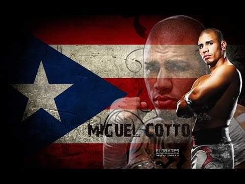 MIGUEL COTTO || Highlights/Knockouts