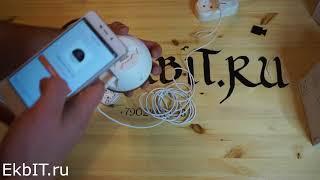 Налаштування камери Ezviz. Як підключити будь-яку Ezviz камеру телефону.