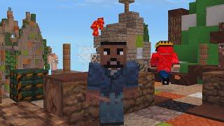 Minecraft PE - BEDWARS! TEAM PVP (Pocket Edition)