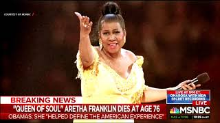 Roland Martin: The 'Queen Of Soul' Aretha Franklin Provided 'The Sound