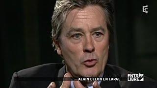 Alain Delon: La naissance du mythe - Entrée libre