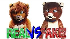 What Counterfeit Scam Fursuits REALLY Look Like!