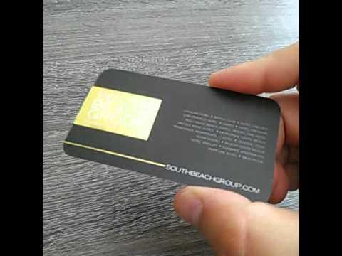 Foil business cards gold foil 16pt full color front back youtube foil business cards gold foil 16pt full color front back colourmoves