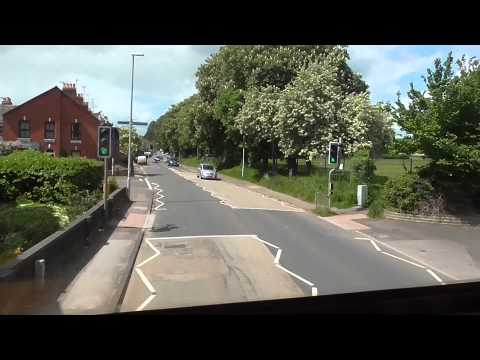 Taunton Bus Day 2014  Journey to Bishops Lydeard on 1945 Bus