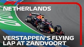Max Verstappen's Flying FP1 Lap At Zandvoort | 2021 Dutch Grand Prix