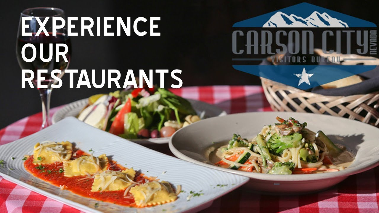 Carson City Nevada Restaurants Youtube