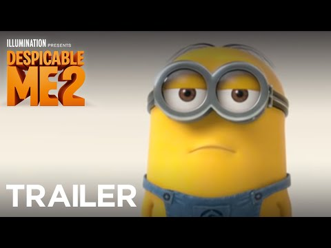 Despicable Me 2 - Teaser Trailer (HD) -...