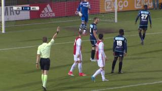 Video Jong Ajax - Helmond Sport download MP3, 3GP, MP4, WEBM, AVI, FLV Oktober 2017