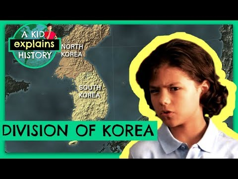 KOREAN HISTORY FOR KIDS - A Kid Explains History Ep20