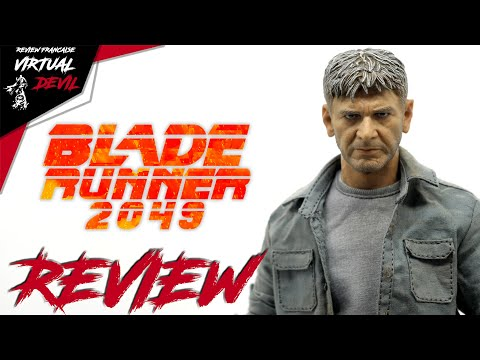 HUNTER D - SUPERMAD TOYS - BLADE RUNNER 2049 ! REVIEW !