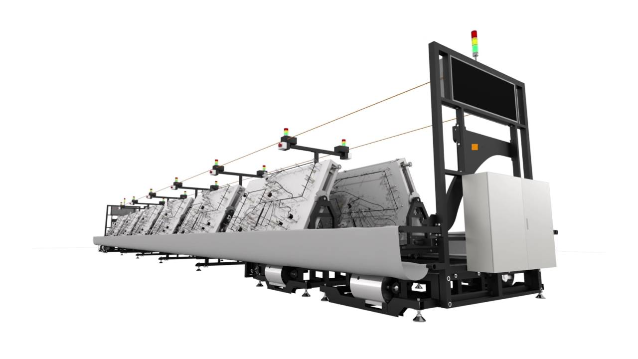 Schleuniger Wire Harness Assembly Lines