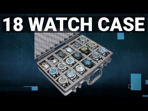 18 Watch Case - Video
