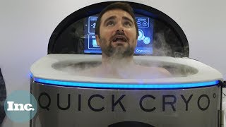 We Test Freezing Cryotherapy: -292º For 3 Minutes | Inc.