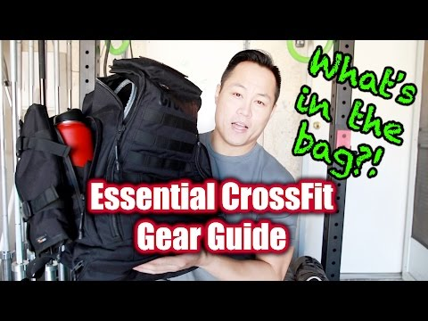 Essential CrossFit Gear Guide! - What's in my BAG?!