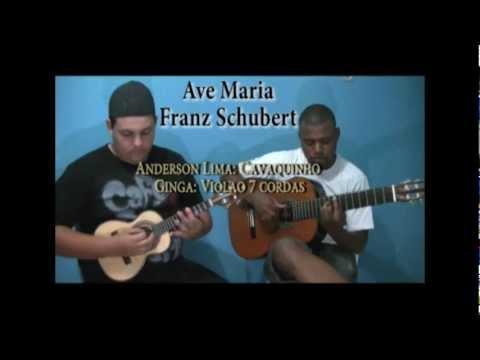 Cavaquinho - Ave Maria - Franz Schubert