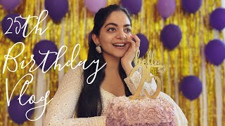 25th Birthday VLOG | Ahaana Krishna