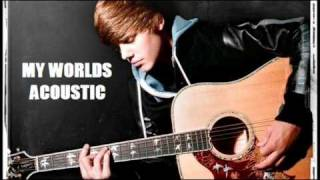 Justin Bieber - Stuck in the moment (Acoustic Version)
